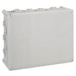 092082 - Коробка распределительная IP55 (влагозащищённая) прямоугольная, 310х240х124 мм, 24 кабельных вводов,  Legrand Plexo