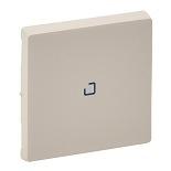 755271 - Лицевая панель для переключателя промежуточного с подсветкой/индикацией Legrand Valena Life (слоновая кость)
