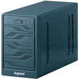 310004 - ИБП Легранд NIKY, 1000ВА, 600Вт, 12В/7Ач, 2 батареи, разъёмы МЭК (IEC), USB
