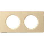 069382 - Рамка 2-постовая Legrand Celiane, 170х82мм, камень (известняк)