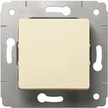 773756 - Выключатель 10A, простой, Legrand Cariva (слоновая кость)