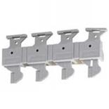 406304 - Пломбируемые крышки для винтов автоматических выключателей Legrand DX³, (комплект из 4 шт.)