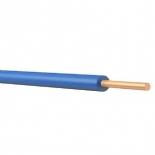 161 - Кабель ПВ-1 (ПУВ) 2,5 жесткий (синий)