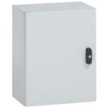 035507 - Щит металлический Legrand Atlantic, вертикальный, IP66 IK10, белый (500x400x250мм)