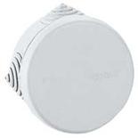 092101 - Коробка распределительная IP55 (влагозащищённая) круглая, 70х45 мм, 4 кабельных ввода,  Legrand Plexo