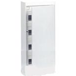 601259 - Щиток распределительный навесной, 4 рейки, 48+4М, Legrand Nedbox (металлическая дверь)
