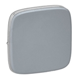 755013 - Лицевая панель для одноклавишных выключателей Legrand Valena Allure (полированная сталь)