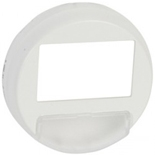 068051 - Лицевая панель для датчика движения со световым указателем, Legrand Celiane (белая)