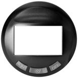 064954 - Лицевая панель для датчика движения с кнопками, Legrand Celiane (графит)