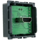 067317 - Механизм аудио/видео розетки HDMI, тип A, Legrand Celiane