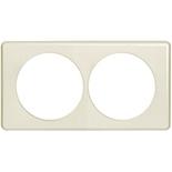 069082 - Рамка 2-постовая, влагозащищенная (ip44) Legrand Celiane (слоновая кость)