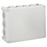 092062 - Коробка распределительная IP55 (влагозащищённая) прямоугольная, 220х170х86 мм, 14 кабельных вводов,  Legrand Plexo
