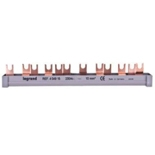 404915 - Гребенка для 6 автоматов по 3 фазы, Легранд (вилка 10мм²)