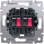 775784 - Механизм двойной акустической розетки Легранд Галеа Лайф