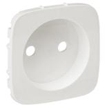 754979 - Лицевая панель для силовой розетки 2К Legrand Valena Allure (жемчуг)