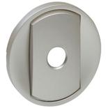 068312 - Лицевая панель для переключателя со встроенным датчиком движения, Legrand Celiane (титан)