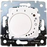 775858 - Механизм термостата для теплых полов, 16А, с датчиком температуры, Legrand Galea Life (белый)