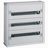 020053 - Щит электрический навесной, 3 рейки, 72М, Legrand XL3 160 (пластиковый корпус)