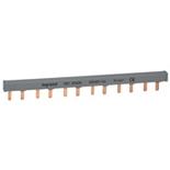 404938 - Гребенка HX³ для 6 автоматов по 2 фазы, Legrand (штырь 10мм²)