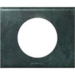 069271 - Рамка однопостовая Legrand Celiane, прямоугольная, 100х82мм, металл (патина медь)