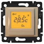 gv780s - Терморегулятор программируемый Eratherm GV 780 (слоновая кость)