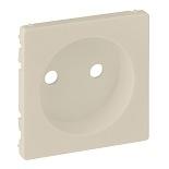 754971 - Лицевая панель силовой розетки 2К Legrand Valena Life (слоновая кость)