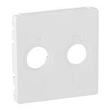 754780 - Лицевая панель для розетки TV-R Legrand Valena Life (белая)