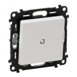 752016 + 067686 + 755100 - Выключатель-переключатель с подсветкой Legrand Valena Life (белый)