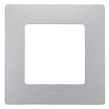 672551 - Рамка 1-постовая Legrand Etika (алюминий)