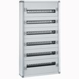 020006 - Щиток электрический навесной, 6 реек, 144М, Legrand XL3 160 (металлический корпус)