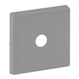 754712 - Лицевая панель для переключателя со встроенным датчиком движения Legrand Valena Life (алюминий)
