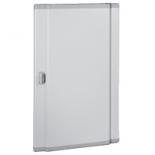 020557 - Реверсивная дверь металлическая выгнутая - XL³ 4000 для щитка Legrand (ширина 975 мм.)