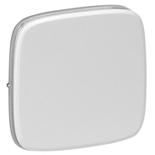 755009 - Лицевая панель для одноклавишных выключателей Legrand Valena Allure (жемчуг)