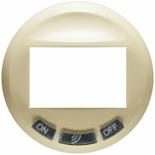 066254 - Лицевая панель для датчика движения с кнопками, Legrand Celiane (слоновая кость)