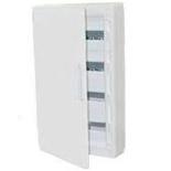 401649 - Щиток электрический навесной, 4 рейки, 72М, 125А, Legrand XL3 125 (белая дверь)