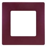 672561 - Рамка 1-постовая Legrand Etika (сливовый)