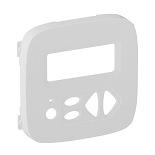 755445 - Лицевая панель для локального модуля управления звуковой трансляции Legrand Valena Allure (белая)