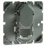 067340 - Механизм розетки телефонной RJ-11, 4 контакта, Legrand Celiane