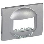 771387 - Лицевая панель для трёхпроводного датчика движения Legrand Galea Life, алюминий