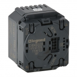 067263 - Механизм выключателя-приемника (радио) с нейтралью для приводов жалюзи/рольставней Legrand Valena INMATIC