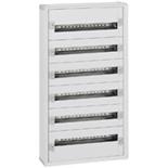 020056 - Щит электрический навесной, 6 реек, 144М, Legrand XL3 160 (пластиковый корпус)