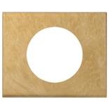 069251 - Рамка однопостовая Legrand Celiane, прямоугольная, 100х82мм, камень (мирт)