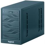 310005 - ИБП Legrand NIKY, 1500ВА, 900Вт, 12В/9Ач, 2 батареи, разъёмы МЭК (IEC), USB