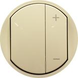 066250 - Лицевая панель для светорегулятора, Легранд Селиан (слоновая кость)