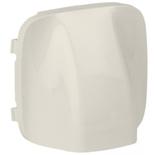 755056 - Лицевая панель для вывода кабеля Legrand Valena Allure (слоновая кость)