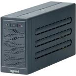 310000 - ИБП Legrand NIKY, 600ВА, 300Вт, 12В/7Ач, 1 батарея, розетка немецкого стандарта, USB