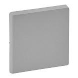 755002 - Лицевая панель для выключателей одноклавишных Legrand Valena Life (алюминий)