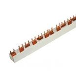 404916 - Гребенчатая шина для 28 автоматов по 3 фазы, Легран (вилка 16мм²)