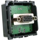 067316 - Механизм видео розетки HD15 (VGA), Legrand Celiane