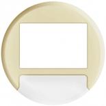 066256 - Лицевая панель для датчика движения со световым указателем, Legrand Celiane (слоновая кость)